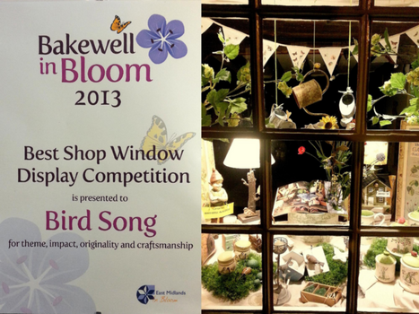 Bakewell in Bloom competition!.jpg 2013-