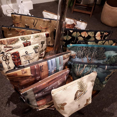 Woven Tapestry Bags