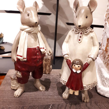 Mr & Mrs Mouseling