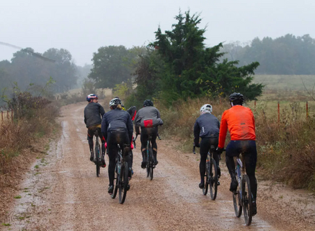 Big Sugar — NWA Gravel Race to debut in Bentonville, October 2020