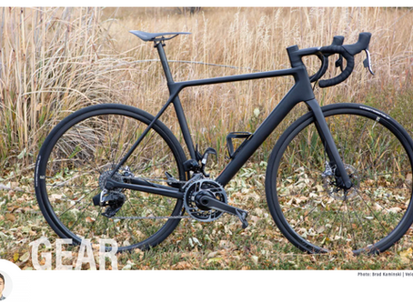 Review: Canyon Ultimate CF Evo Disc 10.0 LTD