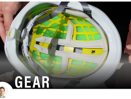 Tech Podcast: The evolution of helmet technology