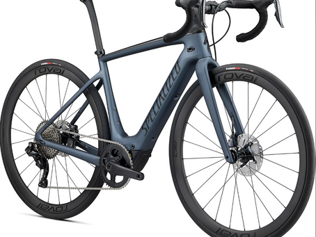 Performance E-road bikes make the hills easier. Is that what we want?