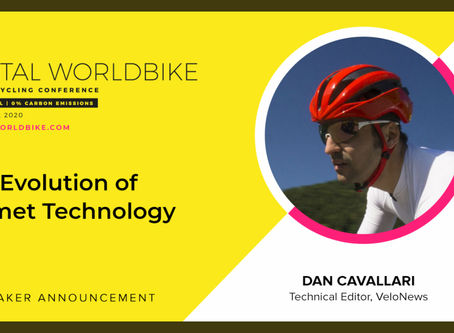Evolution of Helmet Tech Webinar March 31!