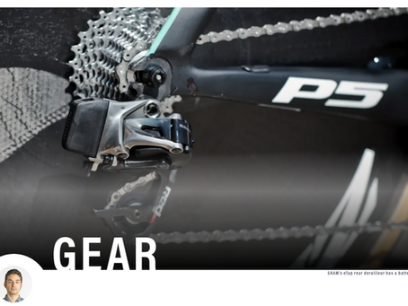 VeloNews stories of the decade: Electronic shifting takes over