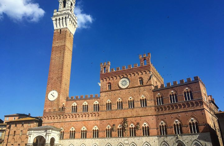 Spent a bit of time in Siena today. What