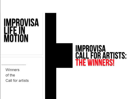 Participation in IMPROVISA-LIFE IN MOTION