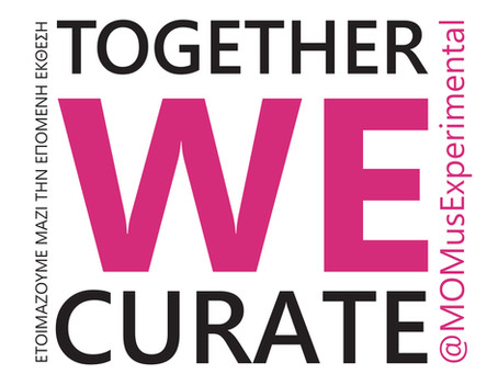 """Participation in the """"Together we curate"""" workshop by MoMUS"""
