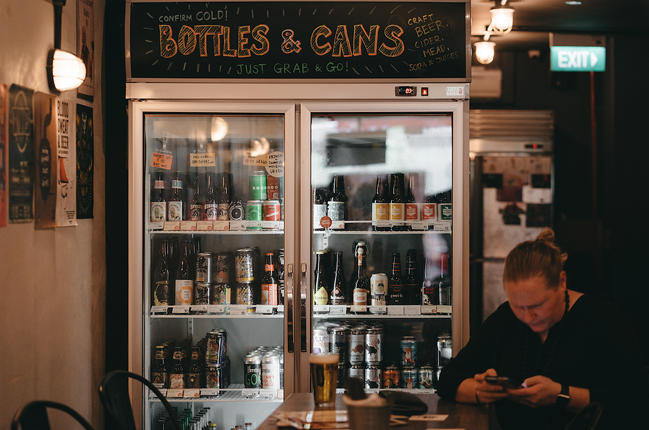 up to 30% discount on packaged craft beer takeway