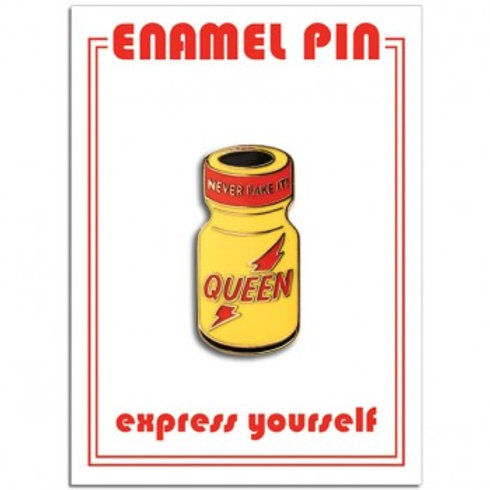 Poppers Pin
