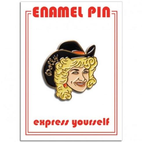 Dolly Parton Pin