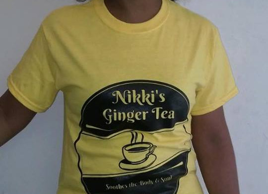 Nikki's Ginger Tea T-Shirt