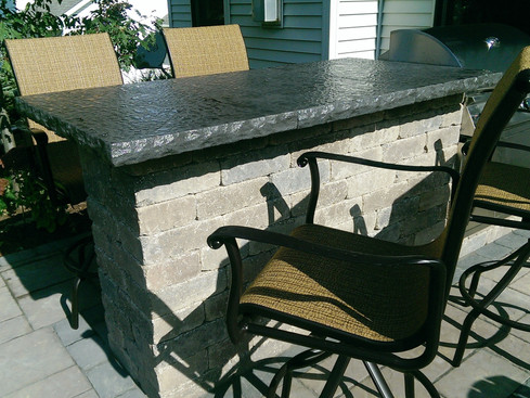 Outdoor Kitchens, Golf Greens and Game Courts