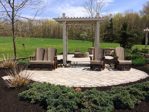 Paver, Firepits and Other Hardscapes
