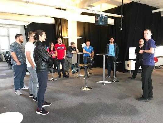 VR Center Basel