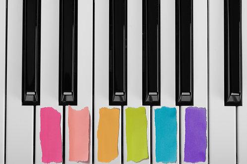Keyboard Musician Level 1