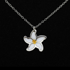 enamelled daisy