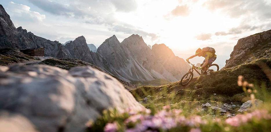 Velofix Mountainbikes im Einsatz