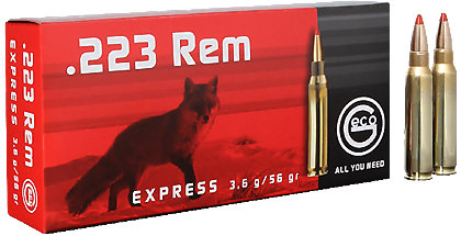 Geco 223Rem Express 3,6g 55gr