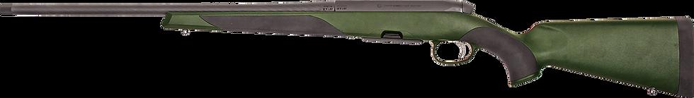 Steyr Mannlicher CL II SX Balkezes Irányzék nélkül, menetes csővég
