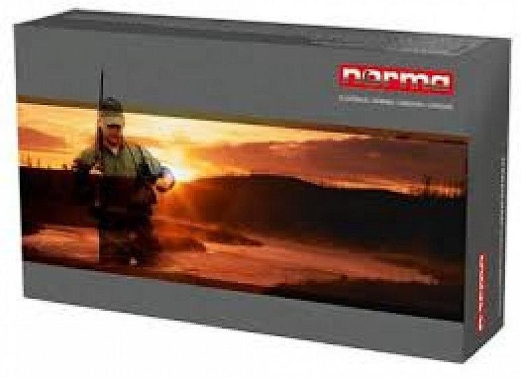 6,5x55 Norma Vulkan 10,1g/156gr golyós lőszer