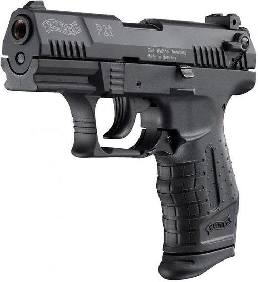 Walther P22 gáz -és riasztó fegyver
