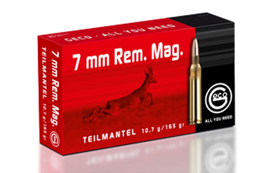 Geco 7mmRM TM, 10,7g 165gr