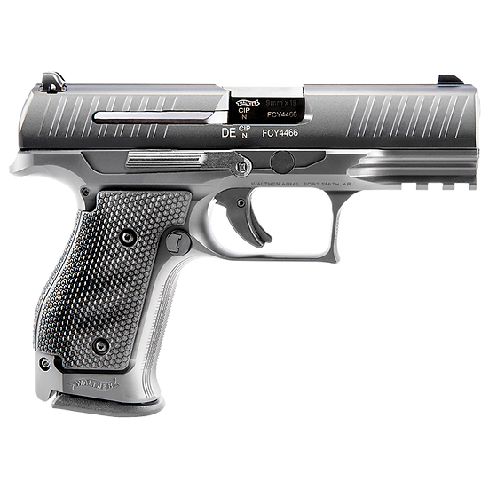 Walther PPQ Q4 SF Steel Frame PS  OR red-dot kialakítás 639900