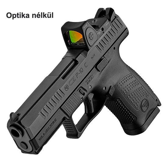 CZ P 10-C OR.9x19 Optika nélkül