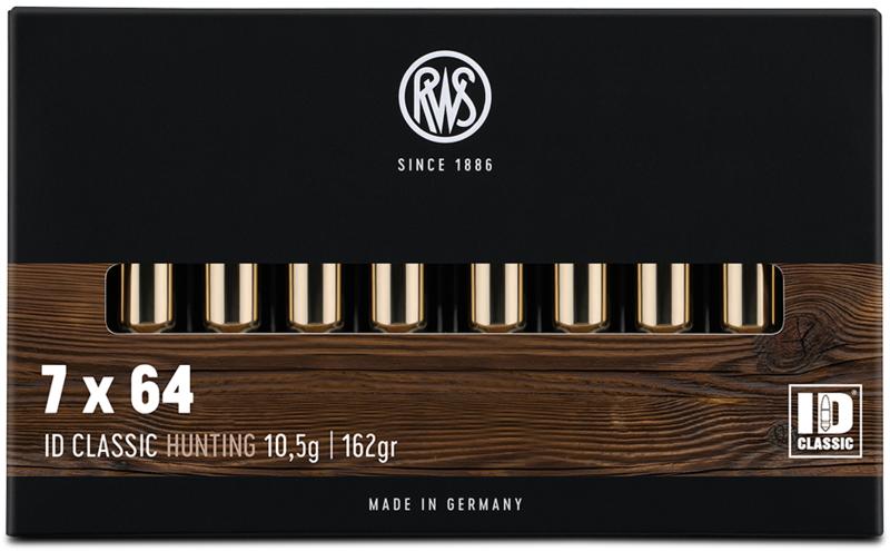 RWS 7x64 ID Classic 10,5g