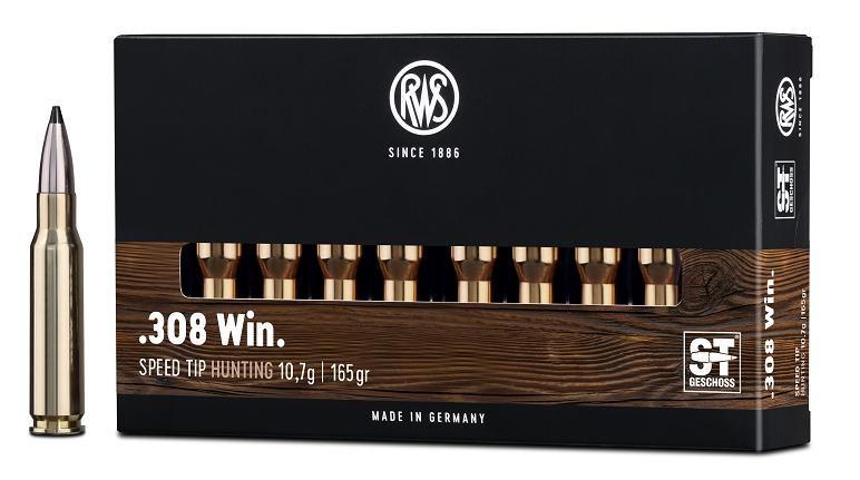 RWS 308Win S-Tip TM 10,7g 165gr