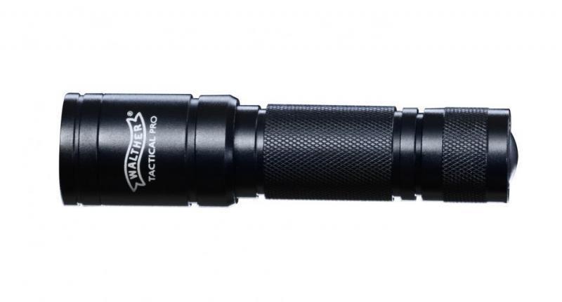 Walther Tactical elemlámpa 250 Lumen