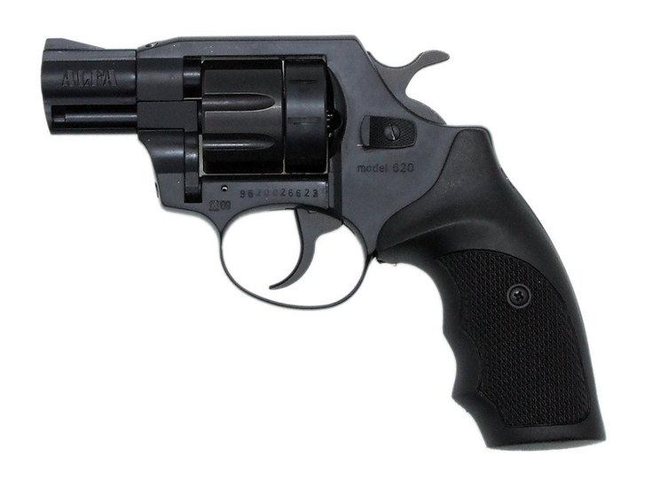 Alfa Flobert 620 6mm 2' fekete
