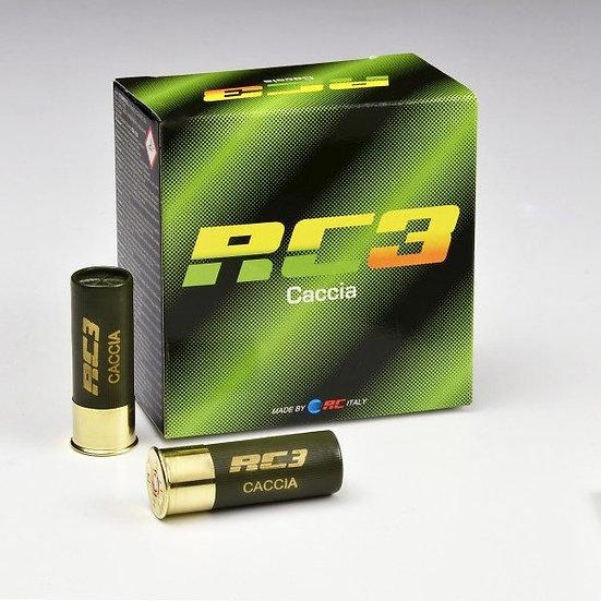 RC3 Caccia 12/70-2 (3,5mm) 36g sörétes lőszer