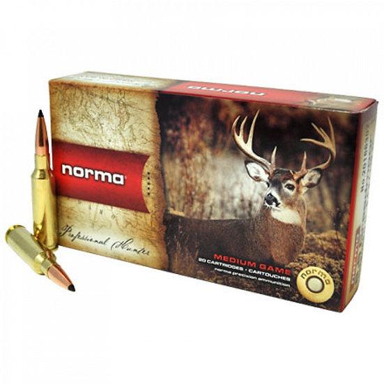 Norma 6,5 Creedmoor Swift Scirocco 8,4g/130gr golyós lőszer