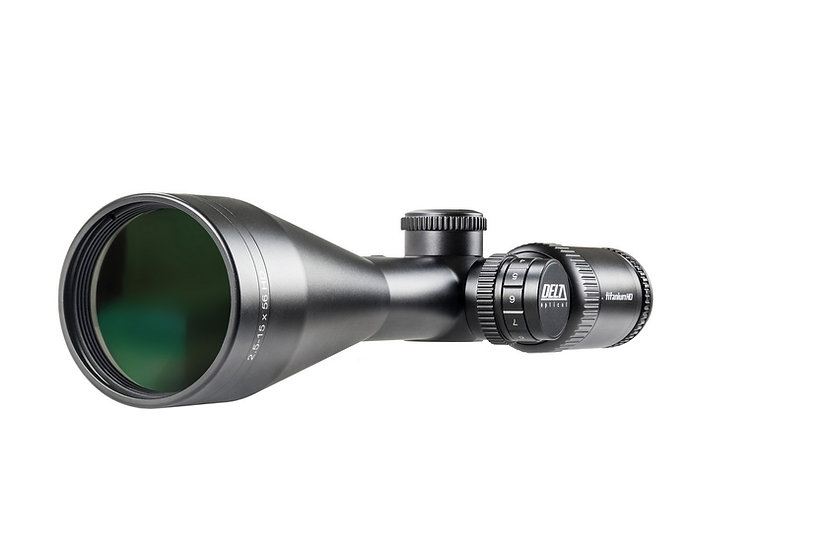Delta Titanium 2,5-15x56 HD