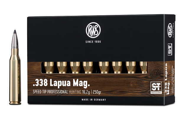 RWS 338Lapua Speed Tip Pro 16,2g 250gr