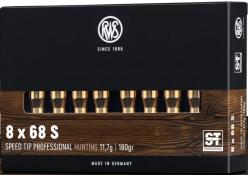 RWS 8x68S Speed Tip Pro 11,7g 180gr