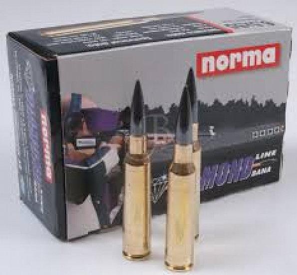 Norma 6,5x55 Diamond Line B 8,4g/130gr golyós lőszer