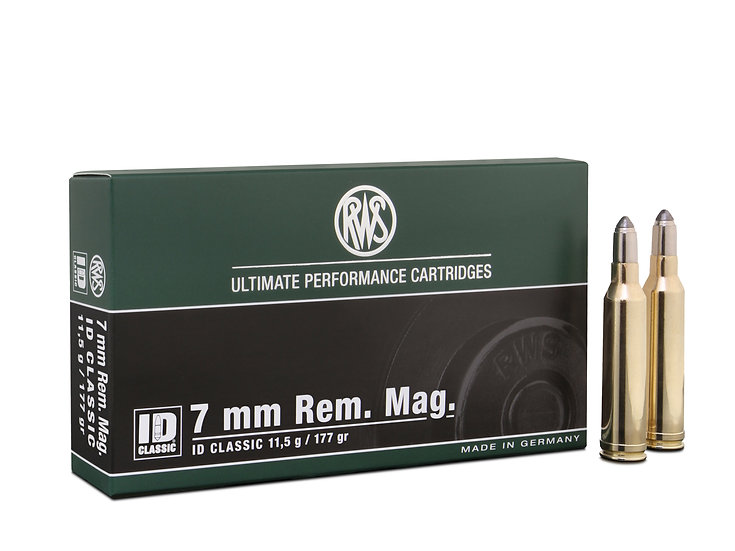 RWS 7mmRM ID Classic 11,5g 177gr