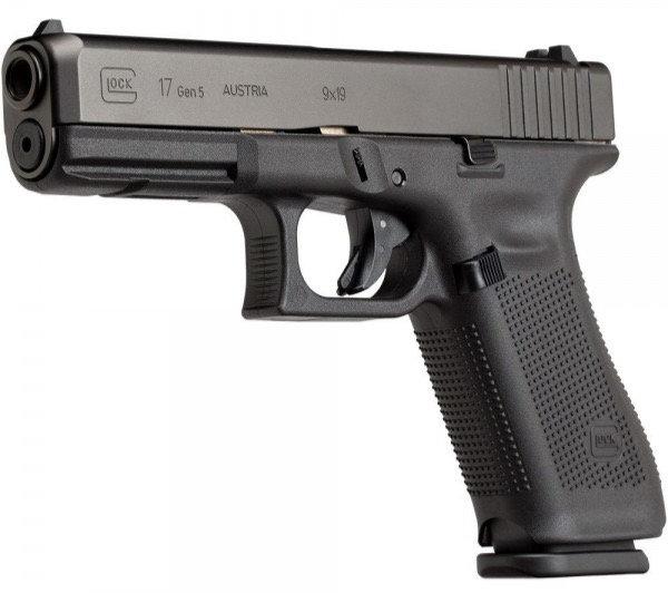 Glock G17 Gen V  9x19