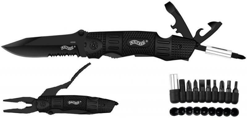 Walther Multi TacKnife II multi bicska
