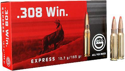 Geco 308Win Express, 10,7g 165gr