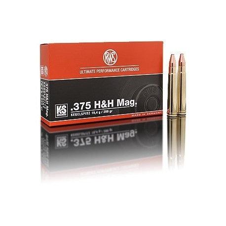 375H&H RWS 19,4g.KS lőszer