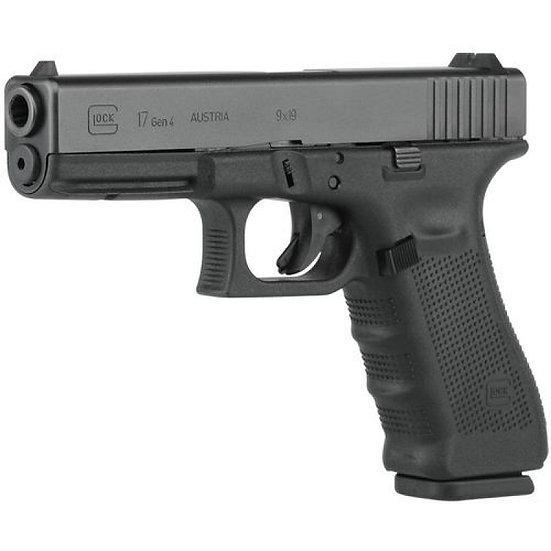 Glock 17 Gen IV  9x19