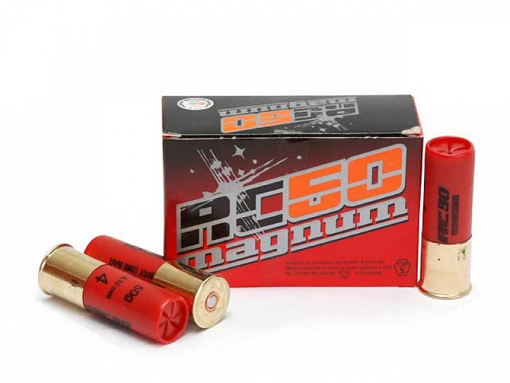 RC50 12/76-0 Mag. (3,9mm) 50g sörétes lőszer