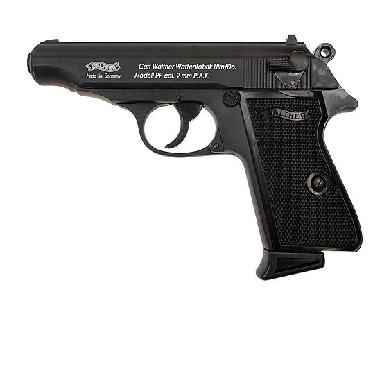 Walther PP 9mm PAK gázpisztoly