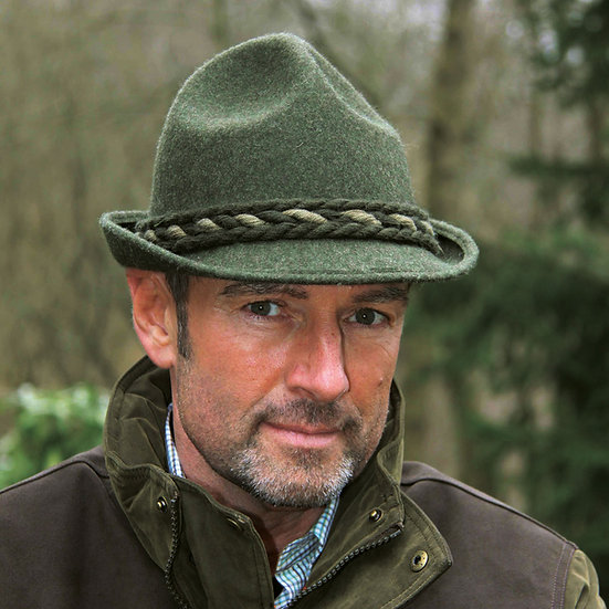 Erdész vadász kalap