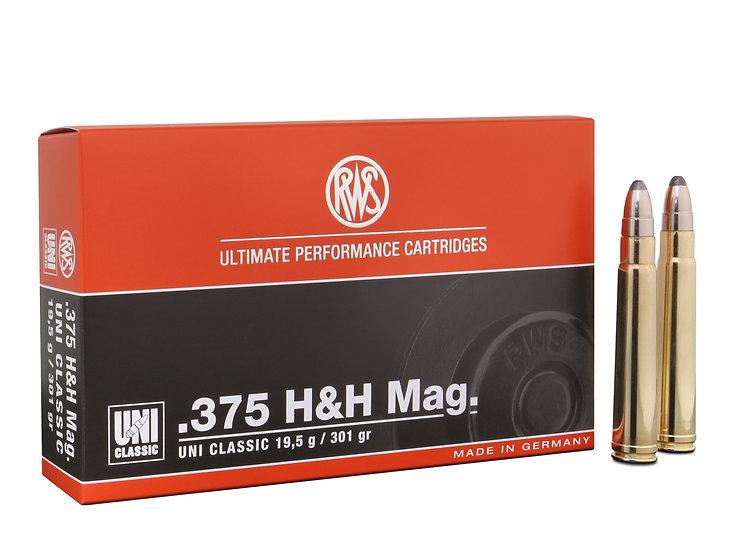 RWS 375H&H UNI Classic 19,5g 301gr