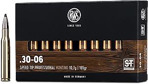 RWS 30-06 Speed Tip Pro 165gr 10,7g